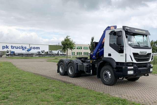 Iveco Trakker AD720T38TH ADR AT