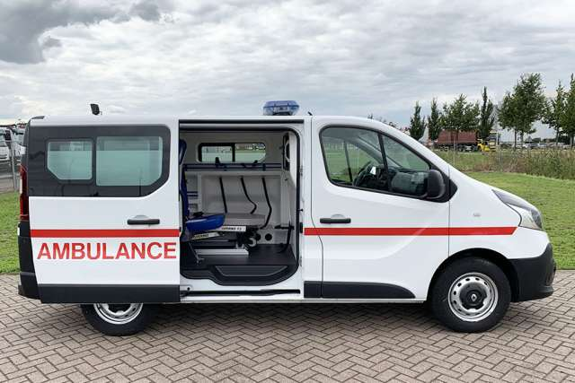 Renault Trafic dCi 120 L1H1